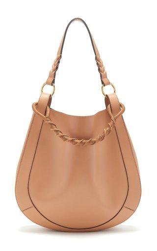 Georgia Leather Hobo Bag
