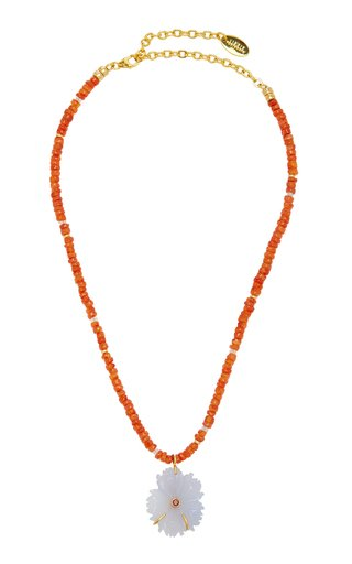 New Bloom Beaded Necklace