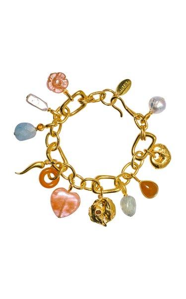 Rainbow Field Charm Bracelet