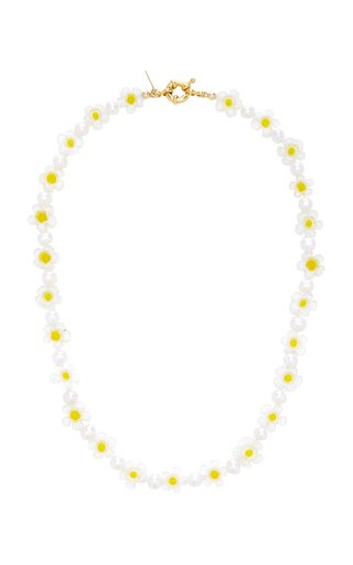 Krista Pearl, Millefiori Necklace