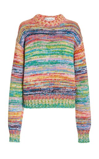 Ombre Cotton Sweater