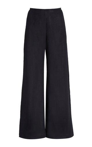 Ottavio Wide-Leg Linen Pants