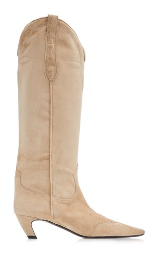 Dallas Knee High Boots