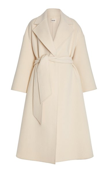 Wanda Oversized Wool-Cashmere Coat