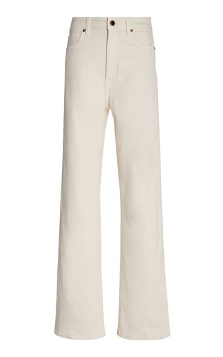 Danielle Stretch High-Rise Stovepipe Jeans