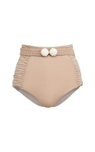 Cape Of Good High-Waist Reversible Bikini Briefs