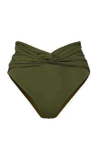 Pacha Mama High-Waisted Bikini Briefs