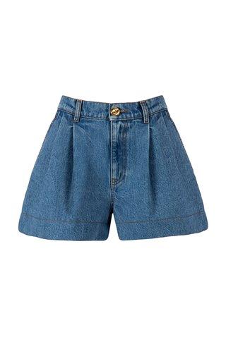Nariida Selle Denim Shorts