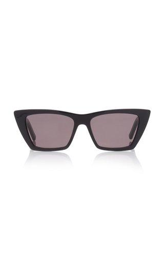 Mica Cat-Eye Acetate Sunglasses