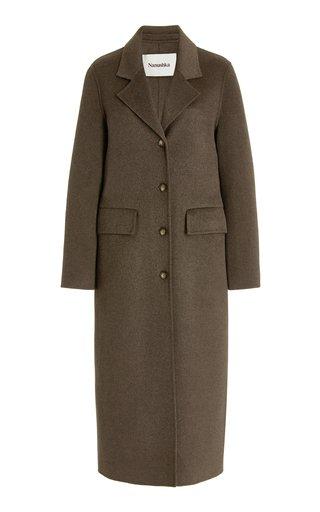 Ilys Wool-Silk Coat