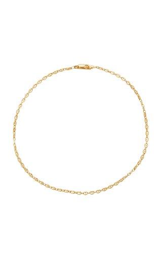 Classic Delicate 18K Gold Vermeil Chain Necklace
