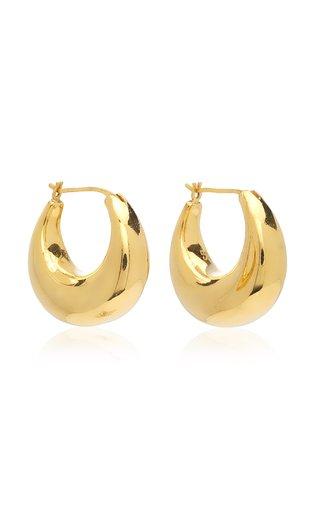 Fez 18K Gold Vermeil Hoop Earrings