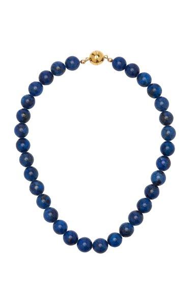 Everyday Medium Lapis Necklace