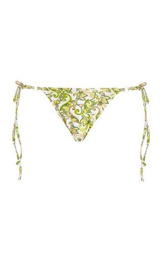 Talise Paisley Bikini Bottom