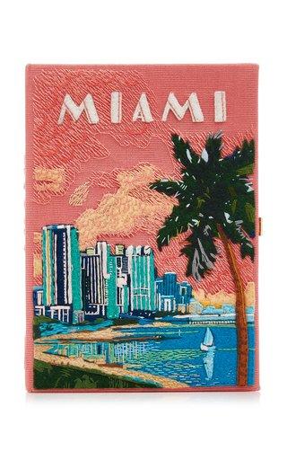 Miami Bay Book Clutch