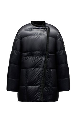4 Moncler Hyke Lema Reversible Down Jacket