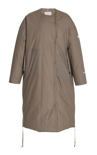 4 Moncler Hyke Muveranis Down Long Coat
