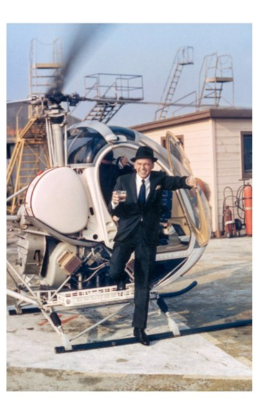 Limited Edition, 1964 - Frank Sinatra, Hollywood, Print
