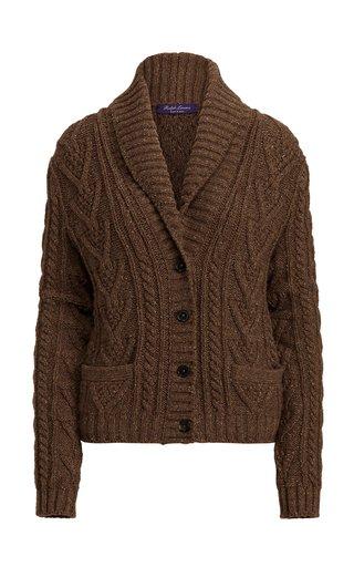 Long Sleeve Shawl Cardigan Sweater