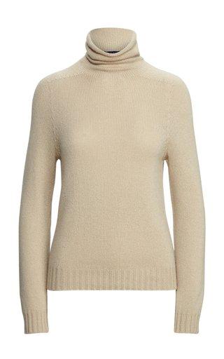 Long Sleeve Funnelneck Sweater