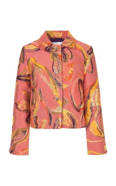 Kiana Jacquard Jacket