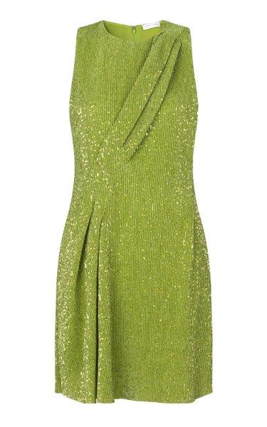 Louiza Sequin Mini Dress
