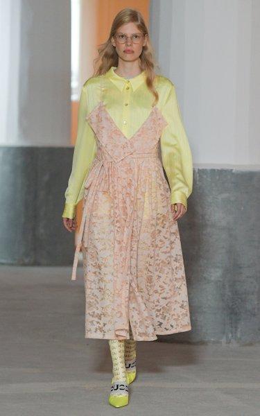 Lillian Midi Dress