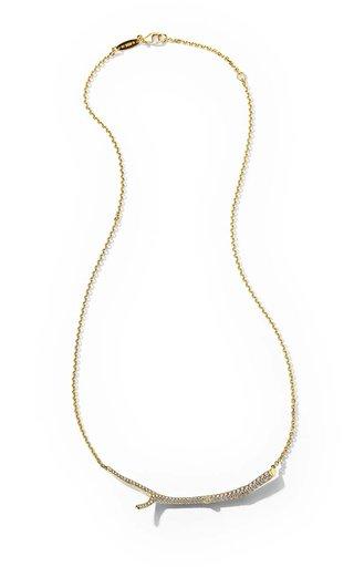 Wonderland 18K Gold Diamond Necklace