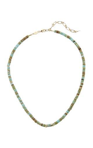 Eden-Rock Pearl Beaded Necklace