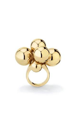 18K Yellow Gold Eon Ring
