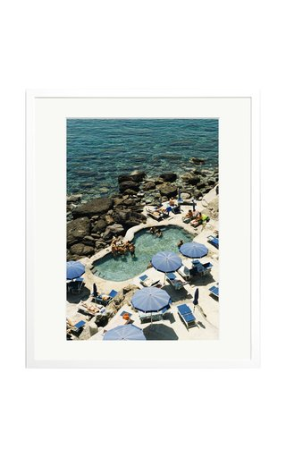 The Pool Framed Photography Print
