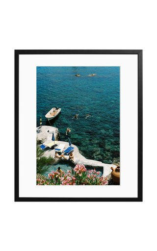 Paradiso at Club Scannella Framed Photography Print