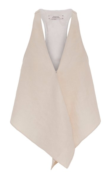 Summer Cruise Crepe Scarf Top