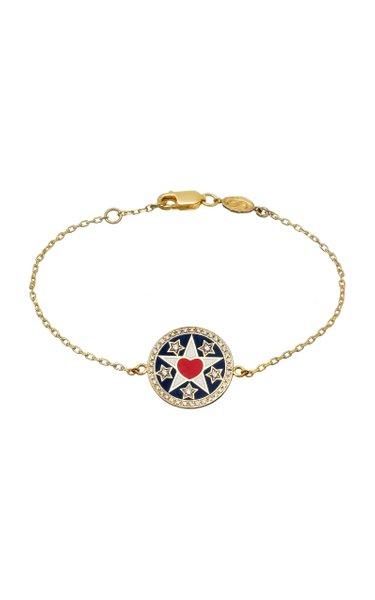 18K Yellow Gold Love Bracelet