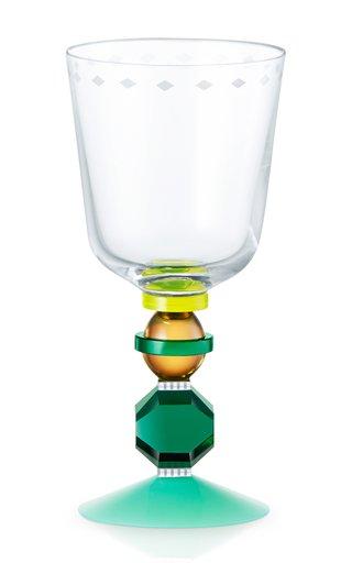 Set-of-2, Mayfair Short Crystal Glass