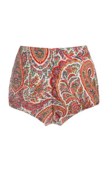 Gogo Paisley Hot pant