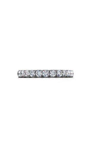 Beloved 18K White Gold Diamond Ring