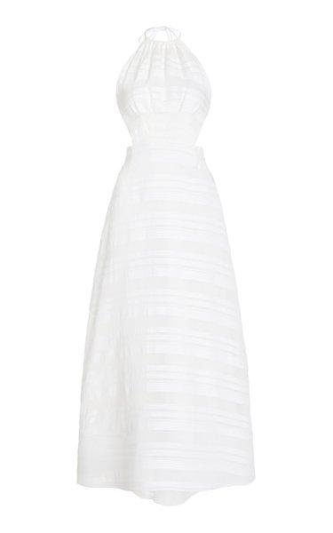 Illume Halter Midi Dress