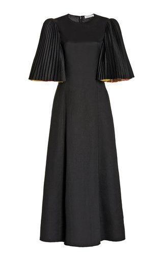 Della Linen Maxi Dress