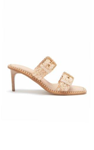 Ellery Raffia Sandals