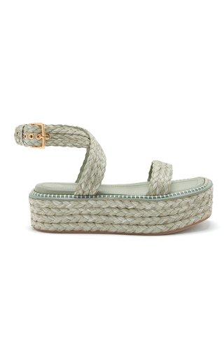Gemma Platform Sandals