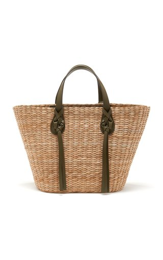Surfside Carryall Straw Tote
