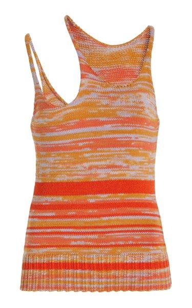 Avani Space Dye Cotton-Wool Tank