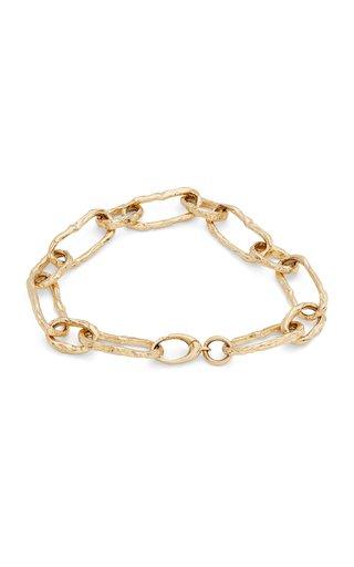Cogency 14K Yellow Gold Bracelet