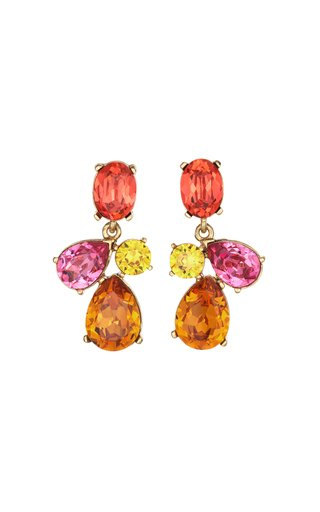14K Gold-Plated Candy Drop Earrings