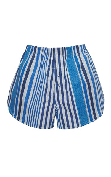 Brooks Cotton Mini Shorts