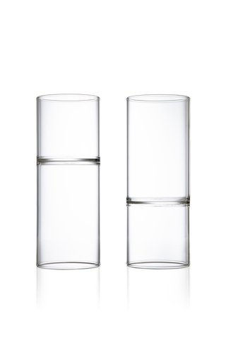 Set-Of-Two, Water And Wine Glass