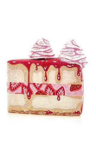 Strawberry Shortcake Crystal Novelty Clutch