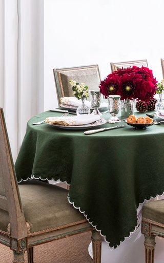 Perennial Large Rectangular Tablecloth