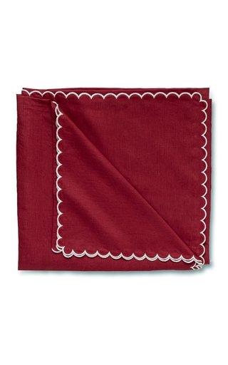 Perennial Round Tablecloth